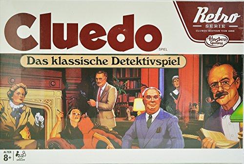 Cluedo Retro - Das klassische Detektivspiel