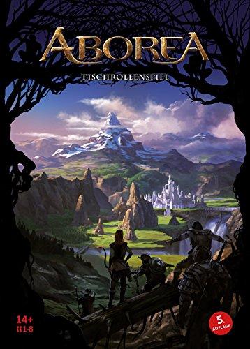 ABOREA - Tischrollenspiel (6. Edition): Für 1 bis 8 Spieler